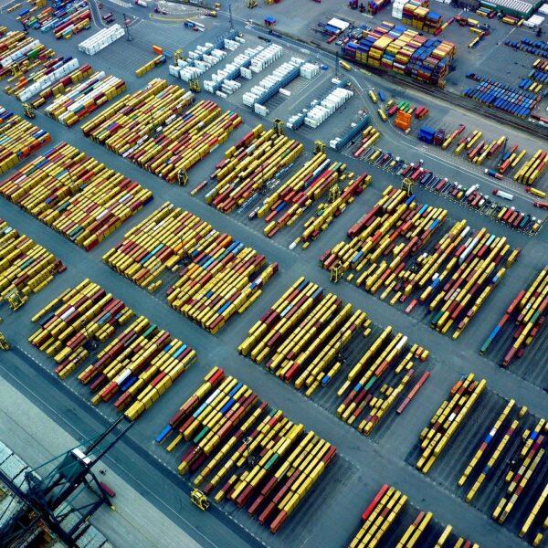 digitalisering in de haven
